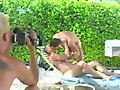 Making Gay Porn: Cum Behind the Scenes of 'Jeff Palmer Raw'