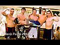 Tomek Sirnad, Kaja Kolomaz, Daniel Malecky, Milos Zambo and Lukas Pribyl. Lukas, Kaja and Milos